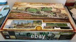 SUWANNEE RIVER Bachmann Train Set G SCALE 4-6-0 STEAM LOCOMOTIVE PASSENDGER CARS