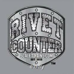 Scale Trains HO SD40-3 CSX YN3 Box Car Logo Rivet Counter DCC & SOUND # 4047 NIB