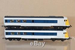 TRIANG HORNBY R555C BR GREY BLUE CLASS 251 DMU PULLMAN TRAIN 2 CAR SET BOXED nv