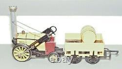 Triang Hornby 00 Gauge R346C Stephensons Rocket Train 5 Car Set Boxed Runs