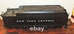 USA Trains/Charles Ro 129 NYC Hudson withtender Aristo Heavywt Passenger Cars NIB