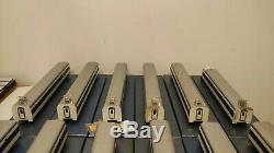 VINTAGE HO BRASS KTM Katsumi Tokaido Shinkansen Bullet Train, FULL 12 Car Set