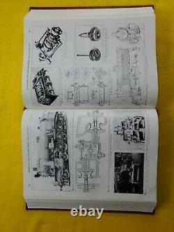 Vintage 1930 1985 Locomotive Cyclopedia of Train Cars & Engines Illustrated RARE