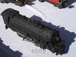 Vintage Lionel Trains 2 Locomotives 11 cars transformers and more