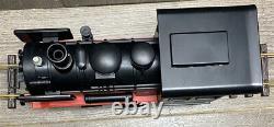 Vtg Playmobil 4052 G Scale Train Locomotive & Tender Coal Car